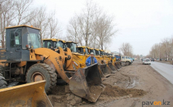 Холодная погода не станет причиной отмены субботника в Павлодаре