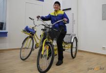 Почтальонов Павлодарской области оснастили новым транспортом