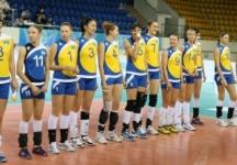 Казахстанские волейболистки стартовали с победы на Кубке Президента Казахстана