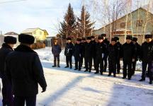 Павлодарские полицейские проверяют дачные участки с целью профилактики краж
