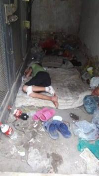 В центре Кызылорды от гниющих ожогов умирала брошенная всеми сирота (фото)