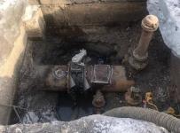 В Павлодаре произошло еще два повреждения на сетях водоснабжения
