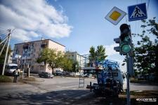 Светофор на опасном перекрестке установили из-за жалоб