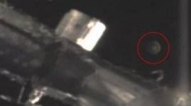НЛО приблизилось к МКС