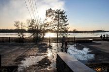 Неустойчивый характер погоды прогнозируют синоптики