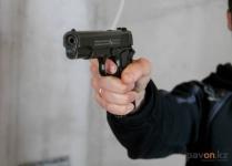 В стрельбе из пистолета павлодарские полицейские показали лучшие результаты