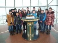 Меценаты организовали воспитанникам детского дома поездку в Астану