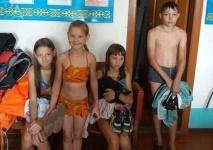 Четверо детей чуть не утонули в Усолке
