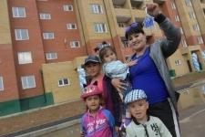 Еще 280 многодетных семей переедут в Павлодарскую область по программе Nurly Ertis