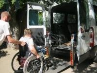 Как «ОНИ» возят инвалидов?