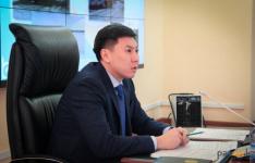 Аким Павлодара остался недоволен работой подрядчиков, вывозящих снег