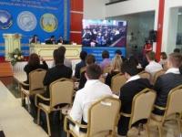 В Павлодар на форум съехалась молодежь и России, Польши и Южной Кореи