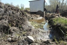 Жителям подтопленного Второго Павлодара обещают построить канализацию