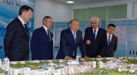 В Казахстане появится новый город - Нуркент