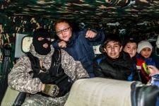 Павлодарские полицейские устроят детям праздник в первый день лета