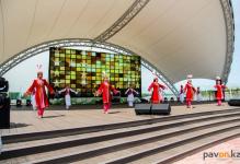 В Павлодаре состоялось открытие сцены амфитеатра«ErtisPromenade»