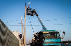 В селе Павлодарское у жителей двух улиц сгорела бытовая техника