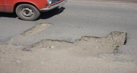 Ремонт городских дорог будет завершен к 30 мая