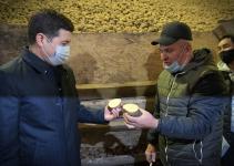 Больше 600 тысяч тонн картофеля собрали фермеры Павлодарской области