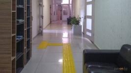 Областная библиотека в Павлодаре - одно из наиболее удобных зданий для инвалидов