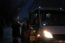 Мониторинговая группа приступила к проверке ситуации с маршрутками в Павлодаре