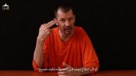 """""""Исламское государство"""" опубликовало видео еще с одним британским пленным"""