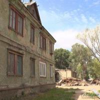 190 семей переехали в съемные квартиры из ветхих двухэтажек