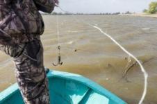 Сотрудники природоохранной полиции устроили ловлю браконьеров