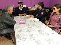 Заключенные в Павлодаре смастерили определитель номинала купюр для незрячих