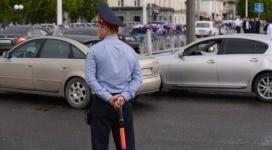 Сагинтаев отказался вернуть полицейским жезлы
