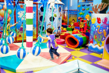 В Прииртышье собираются открыть общий игровой центр для особых и обычных деток
