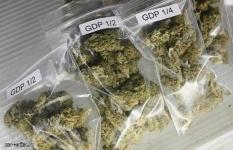В Павлодаре задержали мужчину с 1,5 килограммами марихуаны