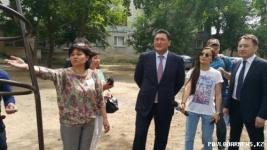 Современную спортивную площадку для 2600 детей оборудуют в Павлодаре