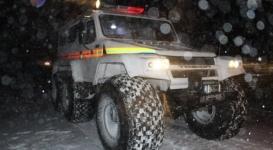 Появились первые фото с места поисков пропавшего в Алматинской области вертолета