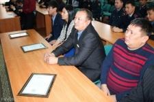 Телохранители Павлодарского района