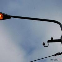 Павлодарцы жалуются на проблемы с уличным освещением