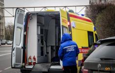 За сутки в Экибастузе в результате двух ДТП пострадали три человека