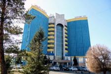 В гостиницу «Сарыарка» в Павлодаре поселили медиков и полицейских