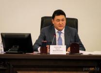 Аким Павлодарской области черпает идеи у иностранных коллег