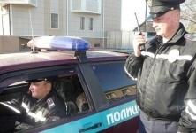 В Павлодаре избили двух полицейских