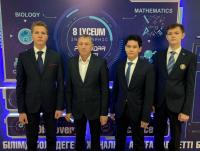Три старшеклассника из павлодарского лицея №8 могут принять участие в международной олимпиаде по физике