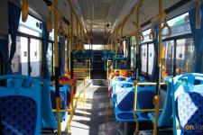 Павлодарский автокомбинат закупит новые автобусы