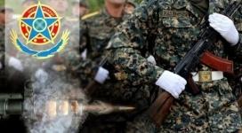 Национальная гвардия Казахстана может быть частично реорганизована