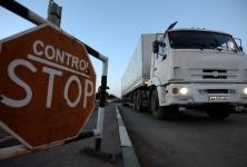 Украинские товары в Казахстан прибудут под российским конвоем