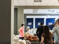 Крупный торговый дом в Павлодаре продолжает работать во время действия строгих ограничительных мероприятий