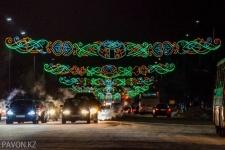 11 миллионов тенге предлагают выделить на новогоднюю иллюминацию в Павлодаре