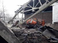 Взрыв 30-тонной автоцистерны в Павлодаре мог произойти от искры «болгарки»