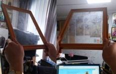 В Экибастузе на стекле одной из икон проявился образ Богородицы