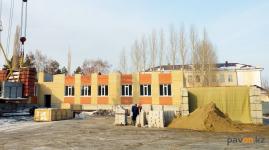 В отделе строительства рассказали о новой школе в Павлодаре