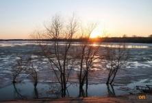 Плюсовая температура ожидается в Павлодаре после 10 марта